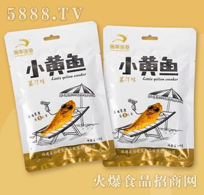 闽南鱼港小黄鱼酱汁味48g