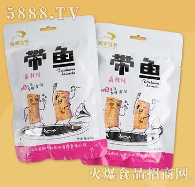闽南鱼港带鱼麻辣味48g