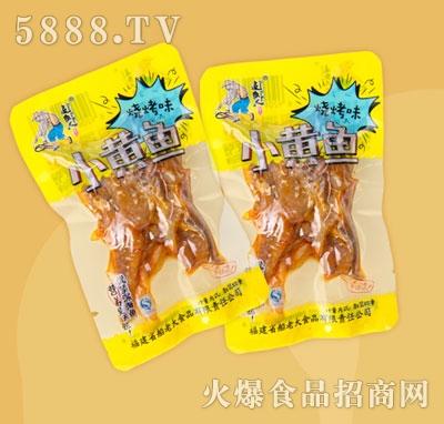 追鱼人小黄鱼烧烤味(散装)