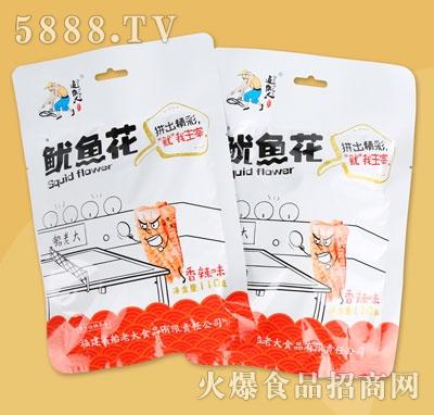 追鱼人鱿鱼花香辣味110g(袋中袋)