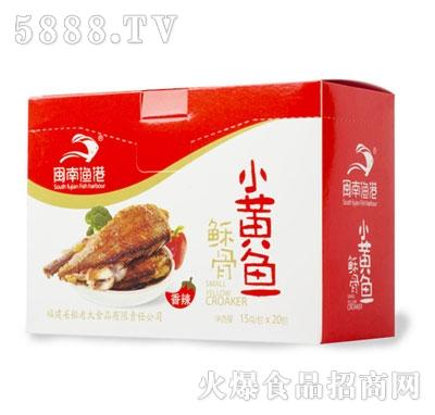 闽南渔港-酥骨小黄鱼香辣味盒装