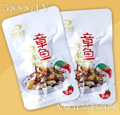 闽南渔港香嫩章鱼香辣味15g