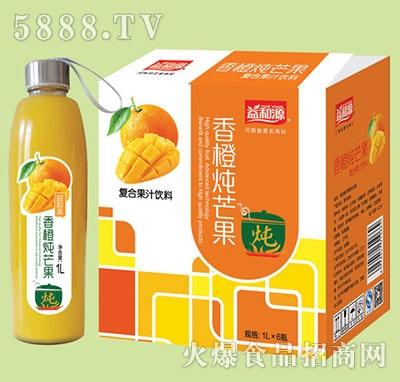 1Lx6瓶益和源香橙炖芒果