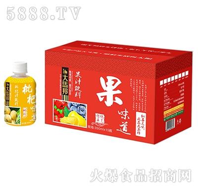 大马邦350x15枇杷汁饮料