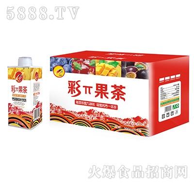 方壶300彩π果茶芒果汁饮料