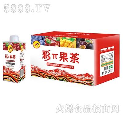 大马邦彩π苹果汁300ml