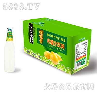 大马邦305x24柠檬汁外箱