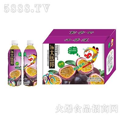 大马邦500ml西番莲汁饮料