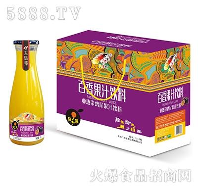 大马邦1x6百香果汁饮料