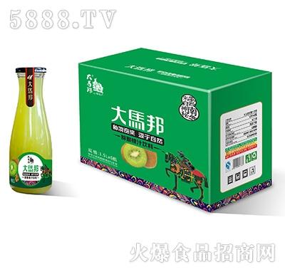 大马邦1.5L×6猕猴桃汁饮料箱子