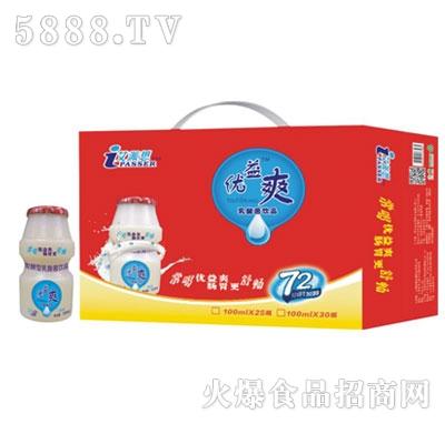 优益爽乳酸菌100mlx30瓶