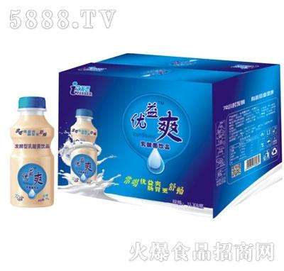 优益爽乳酸菌1Lx8瓶