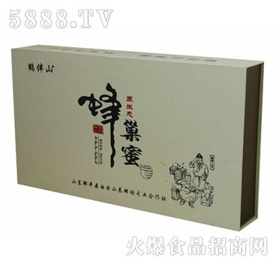鹤伴山原生态蜂巢蜜(礼盒)