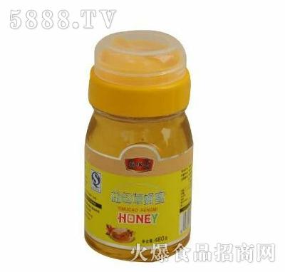 鹤伴山益母草蜂蜜480克