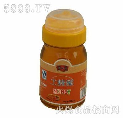 鹤伴山土蜂蜜480克