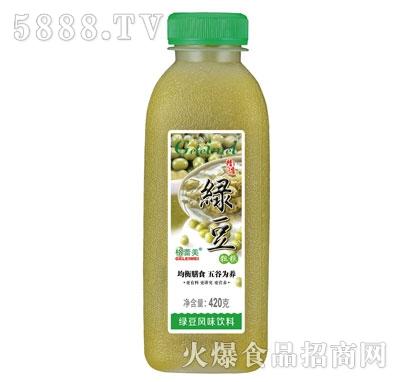 格蕾美绿豆风味饮料420g