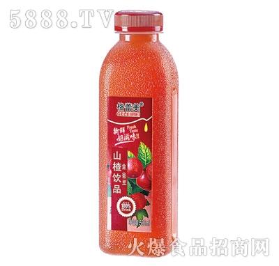格蕾美山楂饮品500ml