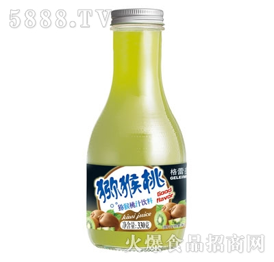 格蕾美猕猴桃汁饮料330g