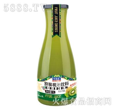 格蕾美猕猴桃汁饮料1L