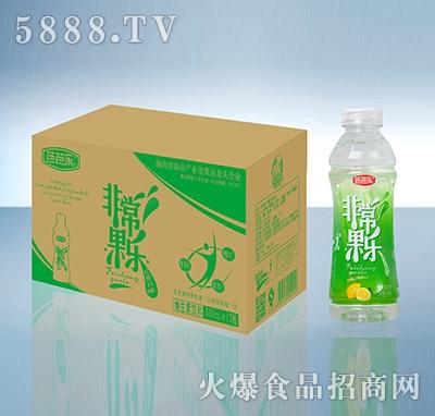 非常果乐550mlX15瓶青柠味维生素饮料
