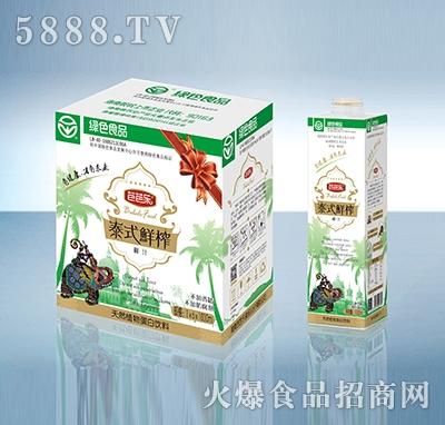 泰式椰子汁1LX6瓶