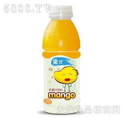 果π芒果汁饮料450ml
