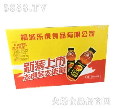 大虎装大能量大虎装大能量玛咖维生素功能饮料(箱)