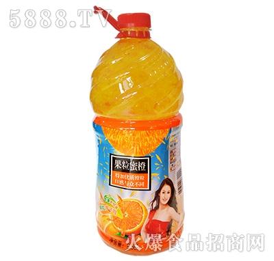果粒蜜橙(悬浮果粒)2.58L