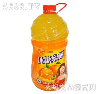 孙掌柜冰糖蜜橙2.58L