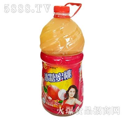 孙掌柜冰糖蜜桃2.58L
