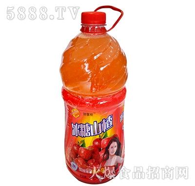 孙掌柜冰糖山楂2.58L
