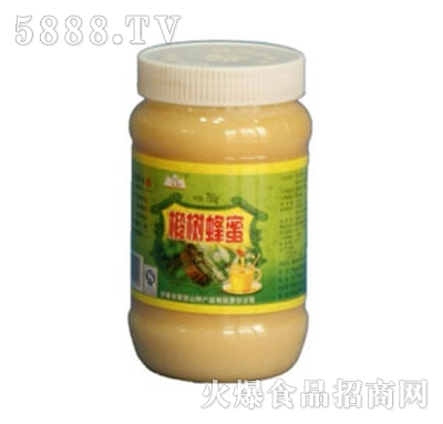 森骄椴树蜂蜜500g