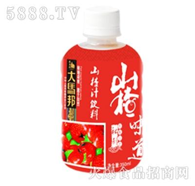 大马邦山楂味道山楂汁饮料350ml
