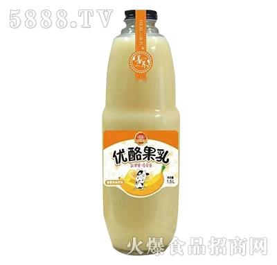 善养优酪果乳1.5l