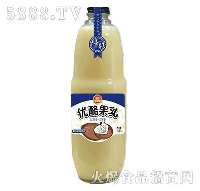 善养优酪果乳椰子1.5l