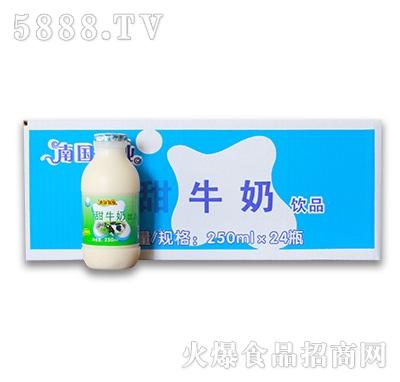 250mlx24甜牛奶