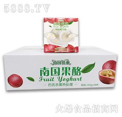 南国果酪百香果100gx48