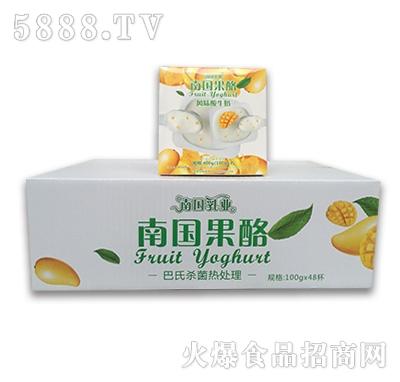 南国果酪芒果100gx48