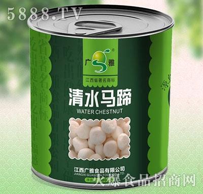广雅清水马蹄罐头3005
