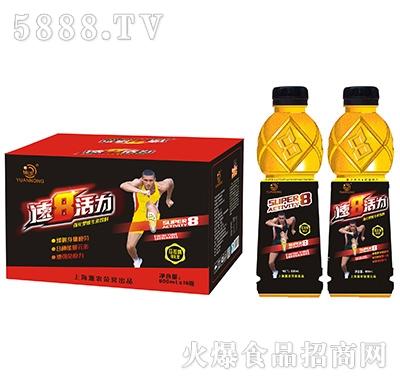 600mlx15瓶源农速8活力瓜拉纳强化型功能饮料