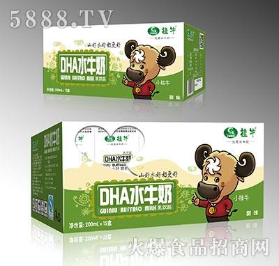 桂牛DHA水牛奶(甜味)200mlx15盒