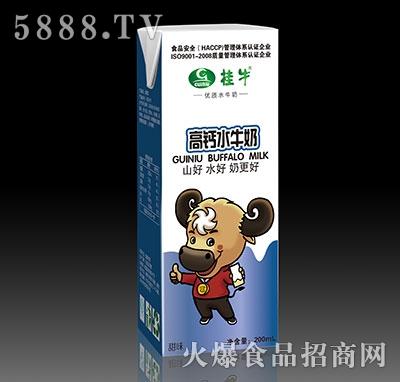桂牛高钙水牛奶200ml