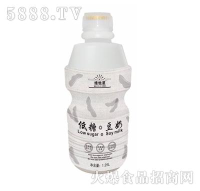 维他星低糖豆奶1.25L