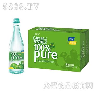 海盐+卡曼橘果味饮料500mlx15瓶