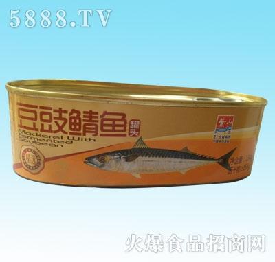 紫山豆豉鲭鱼