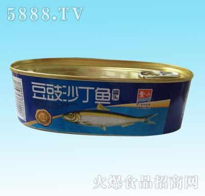 紫山豆豉沙丁鱼
