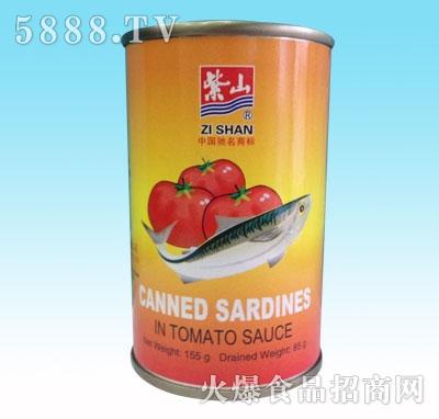 紫山茄汁沙丁