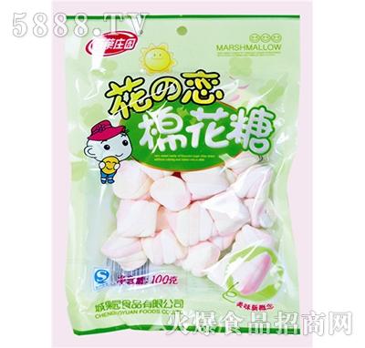 力太郎花之恋棉花糖100g