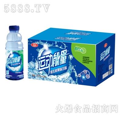 运动能量(青柠)维生素果味饮料