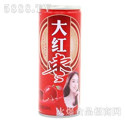 汇大大红枣饮料240ml